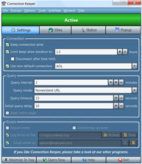 Connection Keeper screenshot medium
