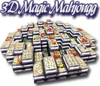 3D Magic Mahjongg