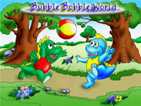 Bubble Bobble World