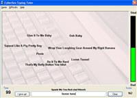 CyberSex Typing Tutor