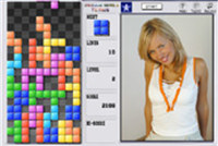 Dream Girls Tetris