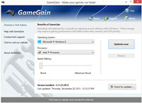GameGain screenshot medium
