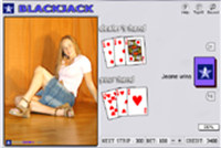 Harem Games Blackjack