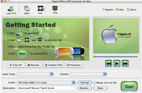 Tipard DVD to PSP Converter for Mac