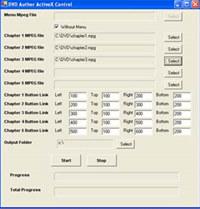 VISCOM DVD Author ActiveX OCX SDK