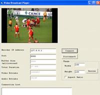 VISCOM Video BroadCast ActiveX SDK