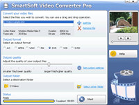 #1 SmartSoft Video Converter Pro