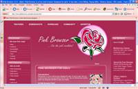 Pink Browser