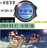 JADC (Advanced Digital Clock)