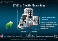 4Easysoft DVD to Mobile Phone Suite