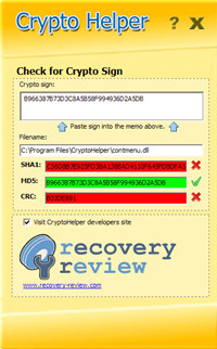 Crypto Helper screenshot medium