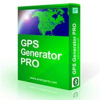 GPS Generator PRO