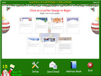 Santas Letter Creator
