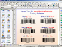 SmartVizor Variable Label Batch Printing Software screenshot medium