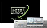 HDX4 Player