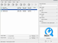 MOV to MPEG AVI WMV Converter