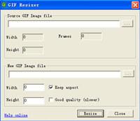 GiF Resizer screenshot medium