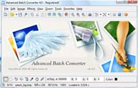 Advanced Batch Imager screenshot medium