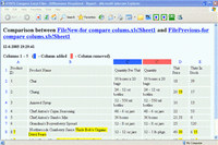 4TOPS Compare Excel Files