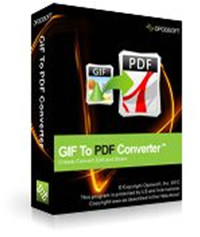 gif To pdf Converter