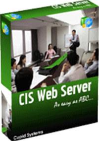CIS WebServer screenshot medium