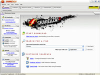 Shareaza screenshot medium