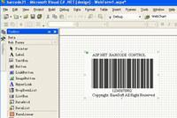 EaseSoft ASP.NET Barcode Control