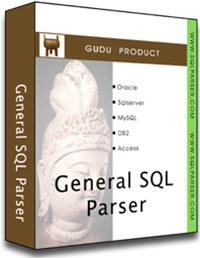 General SQL Parser .NET version