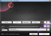 Free Audio to Flash Converter