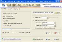 101 MP3 Splitter & Joiner