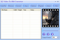 EZ Video To RM Converter