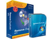 Remove Duplicate MP3 Pro