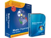 Music Organizer Freeware screenshot medium