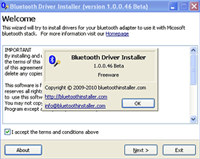 Bluetooth Driver Installer screenshot medium