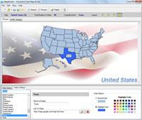 iMapBuilder Interactive Flash MapBuilder