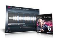 Ashampoo Music Studio 7 screenshot medium