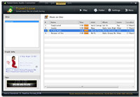 TuneClone Audio Converter screenshot medium
