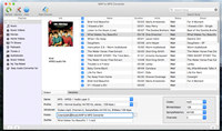M4P to MP3 Converter for Mac screenshot medium