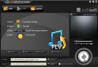 FLV to Audio converter
