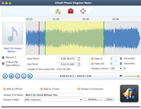 Xilisoft iPhone Ringtone Maker for Mac