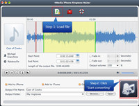 4Media iPhone Ringtone Maker for Mac