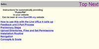 PublicPIM Website Database App screenshot medium