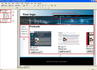 Ewisoft eCommerce Builder screenshot medium