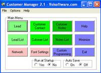 Customer Manager Buddy