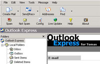 Accurate Spam For Outlook Express