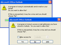 Advanced Security for Outlook screenshot medium