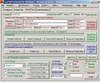 FaxMail Network for Windows