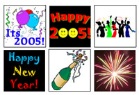 New Year Yahoo Avatars screenshot medium