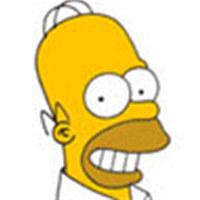 Simpsons Yahoo Avatars