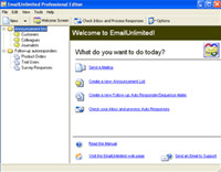 EmailUnlimited Free Edition